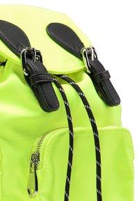 myMo - Rucksack - neon yellow - 4