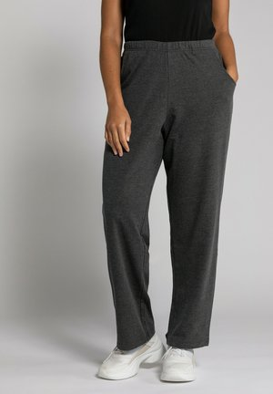 Trousers - anthracite chiné