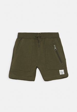 NMMDIMMY - Shorts - ivy green
