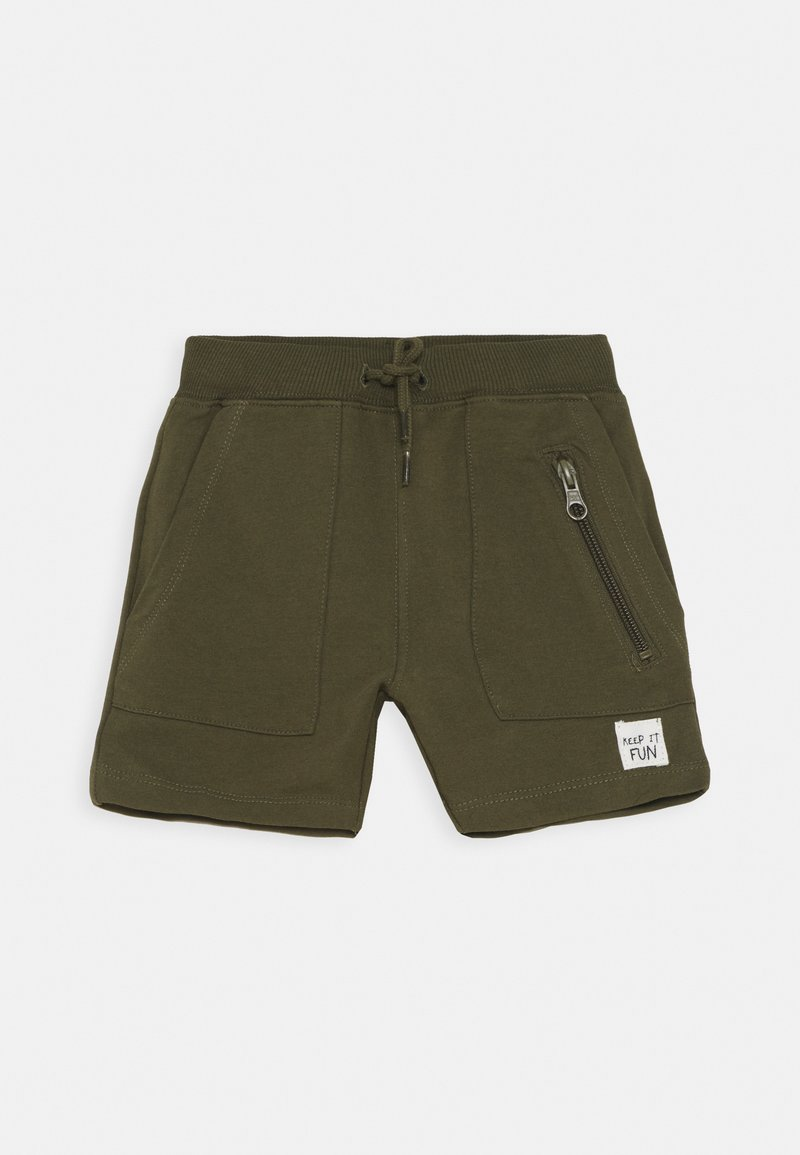 Name it - NMMDIMMY - Shorts - ivy green