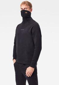 G-Star - COVER - Sweater - dk black - 2