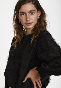 Soaked in Luxury - SOAKED IN LUXURY SLLENNOX - Blouse - black - 2