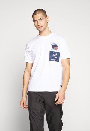 SCOTT - T-shirts print - white