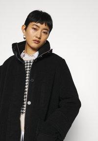 ARKET - COAT - Classic coat - black - 3