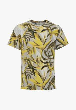 Print T-shirt - martini olive