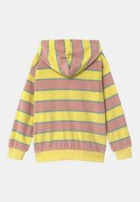 Molo - MEL - Zip-up sweatshirt - light pink - 1