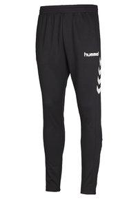Hummel - CORE FOOTBALL PANT - Spodnie treningowe - black - 2