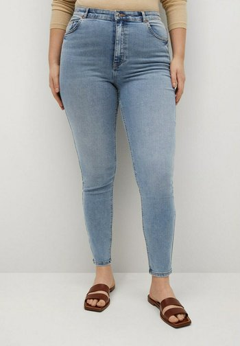 LORENA - Jeans Skinny Fit - hellblau