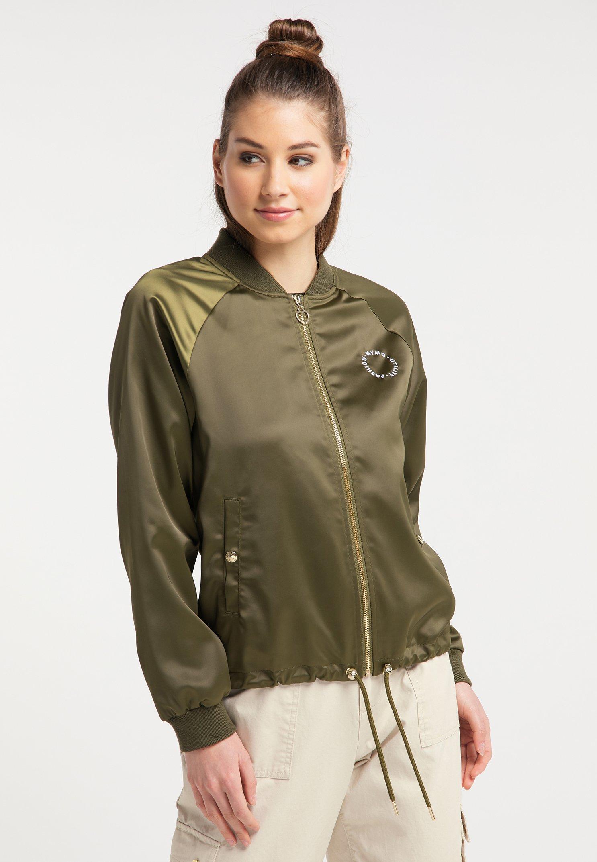 Discounts Women's Clothing myMo Bomber Jacket olive 2nF6qpi1U