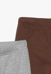 Carter's - BOY PANT BABY 2 PACK - Trousers - grey melange - 4