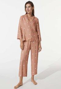 OYSHO - Pyjama bottoms - light pink - 1