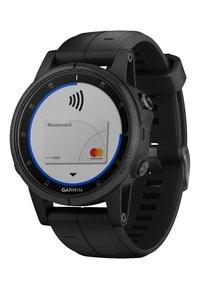 Garmin - FĒNIX 5S PLUS SAPHIRE GPS-MULTISPORT MIT HERZFREQUENZMESSUNG  - Heart rate monitor - black - 3