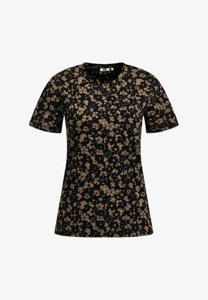 MET BLOEMENDESSIN - Print T-shirt - all-over print