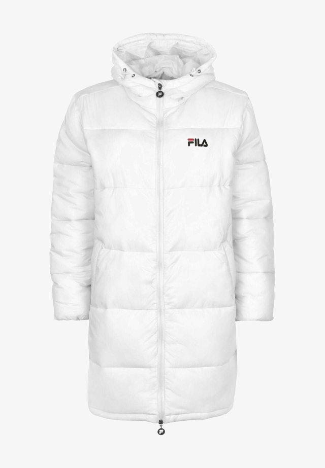 BRONWEN - Abrigo de invierno - bright white