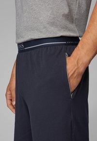 BOSS - Pyjama bottoms - dark blue - 3