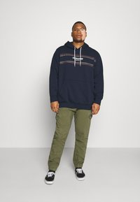 INDICODE JEANS - LEVI - Cargo trousers - army - 1