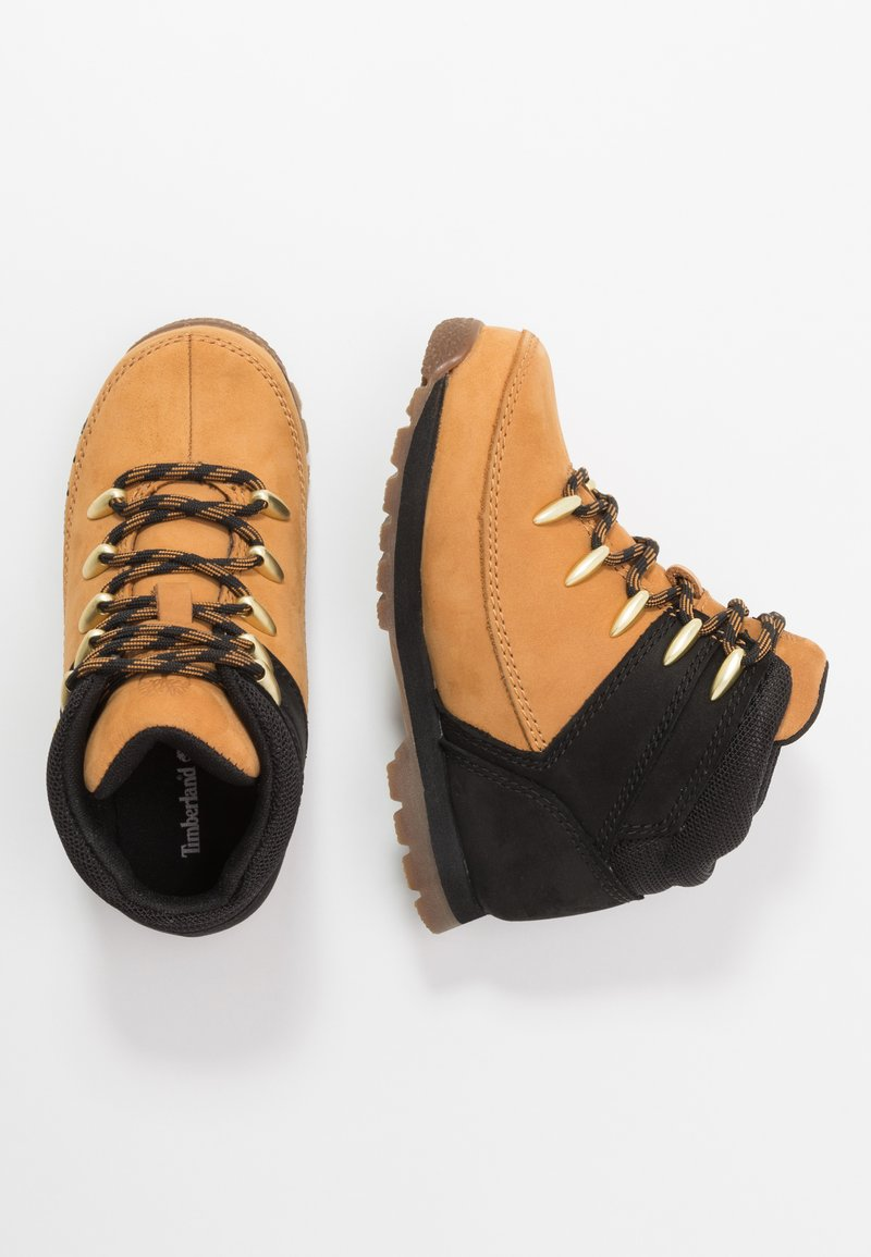 consultor hoy impermeable  Timberland EURO SPRINT - Lace-up ankle boots - wheat - Zalando.ie