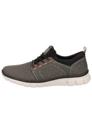 RIEKER SNEAKER - Sneakers laag - blei/schwarz/cement 45