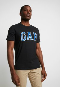 GAP - ARCH TEE - Triko s potiskem - moonless night - 0
