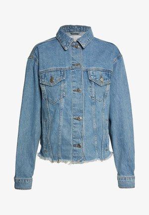 RAW - Denim jacket - blue denim