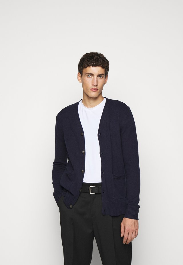 SEAN - Cardigan - dark navy