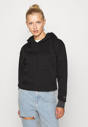 PREMIUM CORE HOODED - Sweat à capuche - black