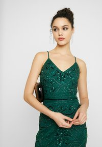 Sista Glam - FLORY - Occasion wear - emerald green