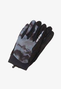 Dakine - THRILLIUM GLOVE - Kurzfingerhandschuh - black/dark ashcroft - 0