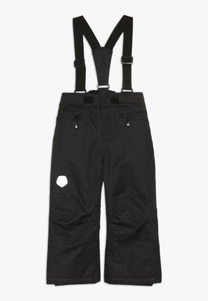 SANGLO PADDED SKI PANTS - Snow pants - black