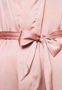Hunkemöller - KIMONO - Dressing gown - rose tan - 6