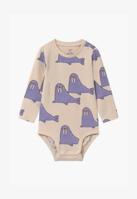 Lindex - WALRUS UNISEX - Body - light dusty lilac - 0