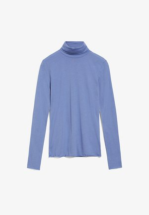 MALENAA - Long sleeved top - dove blue