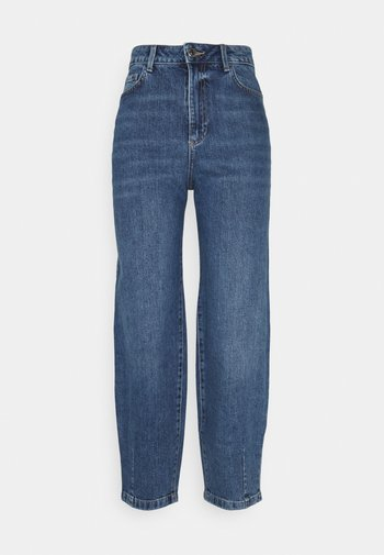BALLOON JEAN - Relaxed fit jeans - blue denim
