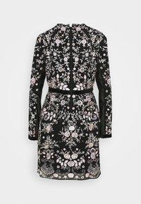 STUDIO ID - EMBROIDED DRESS - Cocktailkleid/festliches Kleid - black - 1