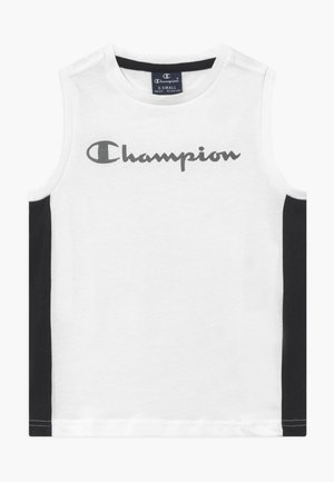 LEGACY AMERICAN CLASSICS SLEEVELESS CREWNECK - Top - white