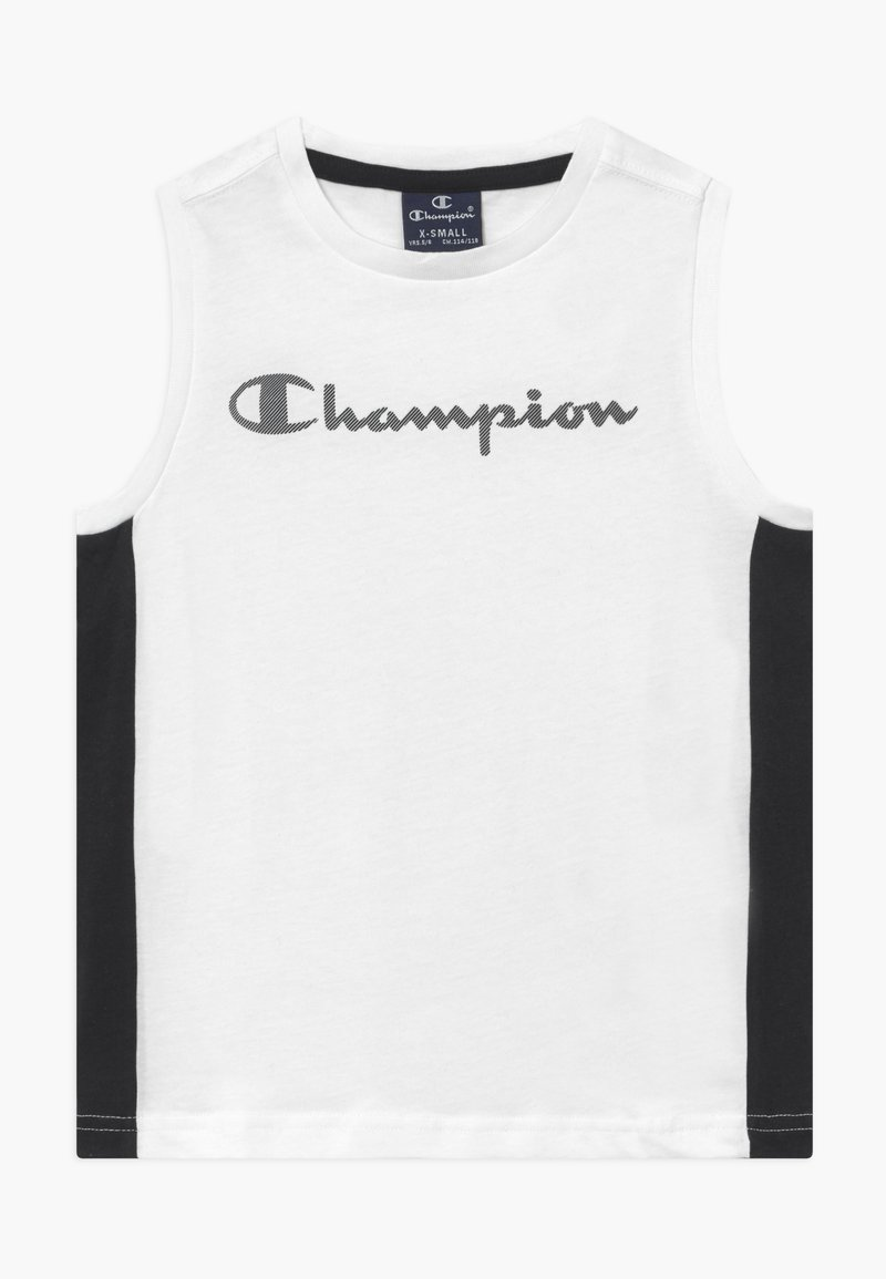 Champion - LEGACY AMERICAN CLASSICS SLEEVELESS CREWNECK - Top - white