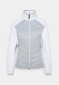 Regatta - CLUMBER HYBRD - Outdoor jacket - light steel/whte - 0
