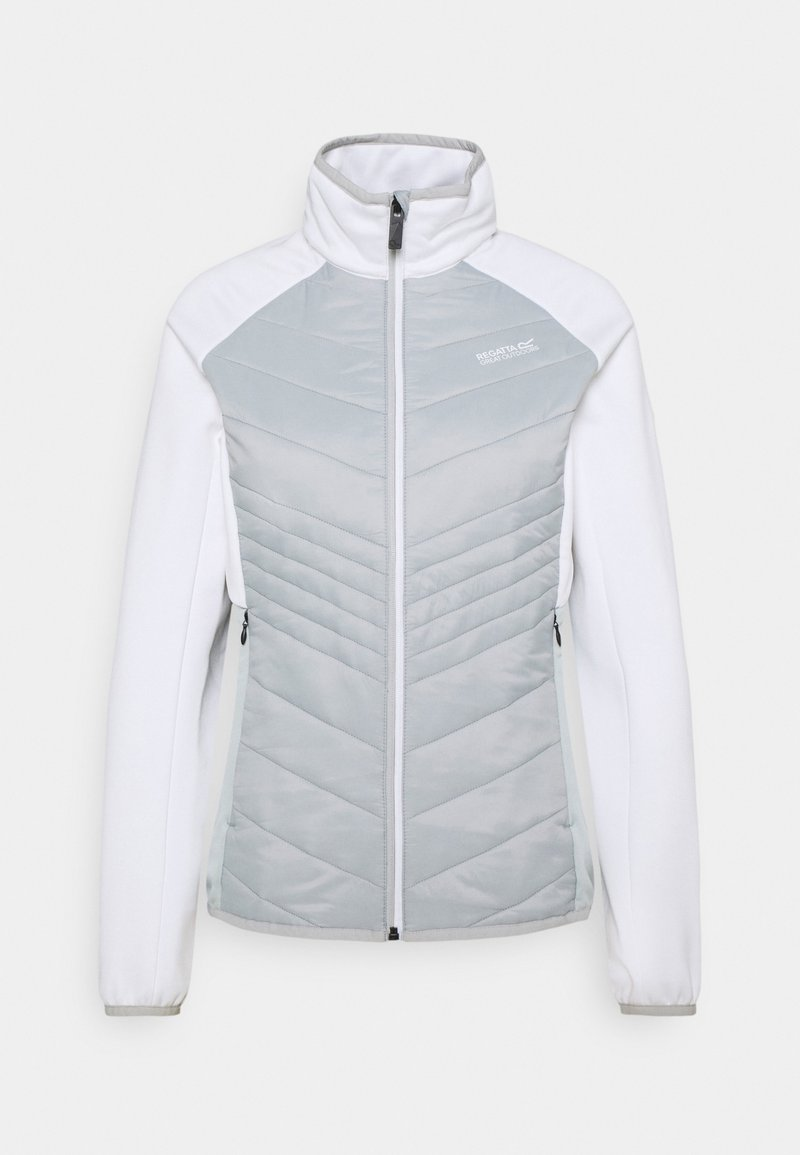 Regatta - CLUMBER HYBRD - Outdoor jacket - light steel/whte