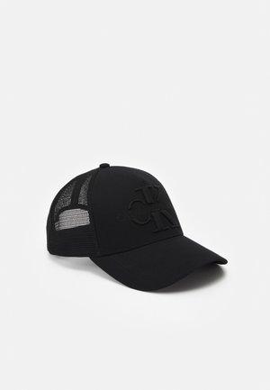TRUCKER HAT UNISEX - Cap - black