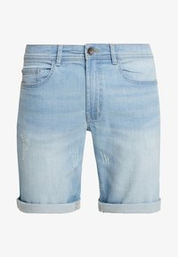 Redefined Rebel - COPENHAGEN - Denim shorts - bleach - 4