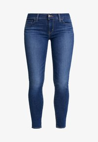 Levi's® - 710 INNOVATION SUPER SKINNY - Skinny-Farkut - love ride