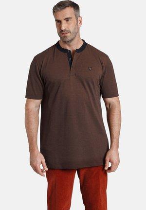EARL DEREK - Poloshirt - orange melange