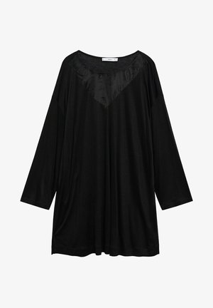 ARACHEL - Long sleeved top - schwarz