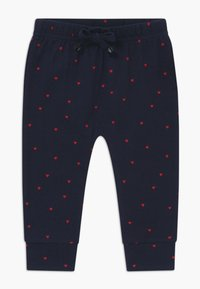 Staccato - SET - Leggings - dark blue/red - 2