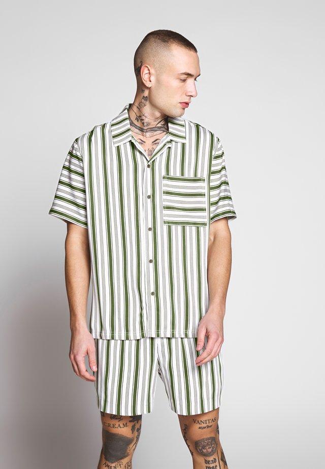 FARRELL - Camisa - white