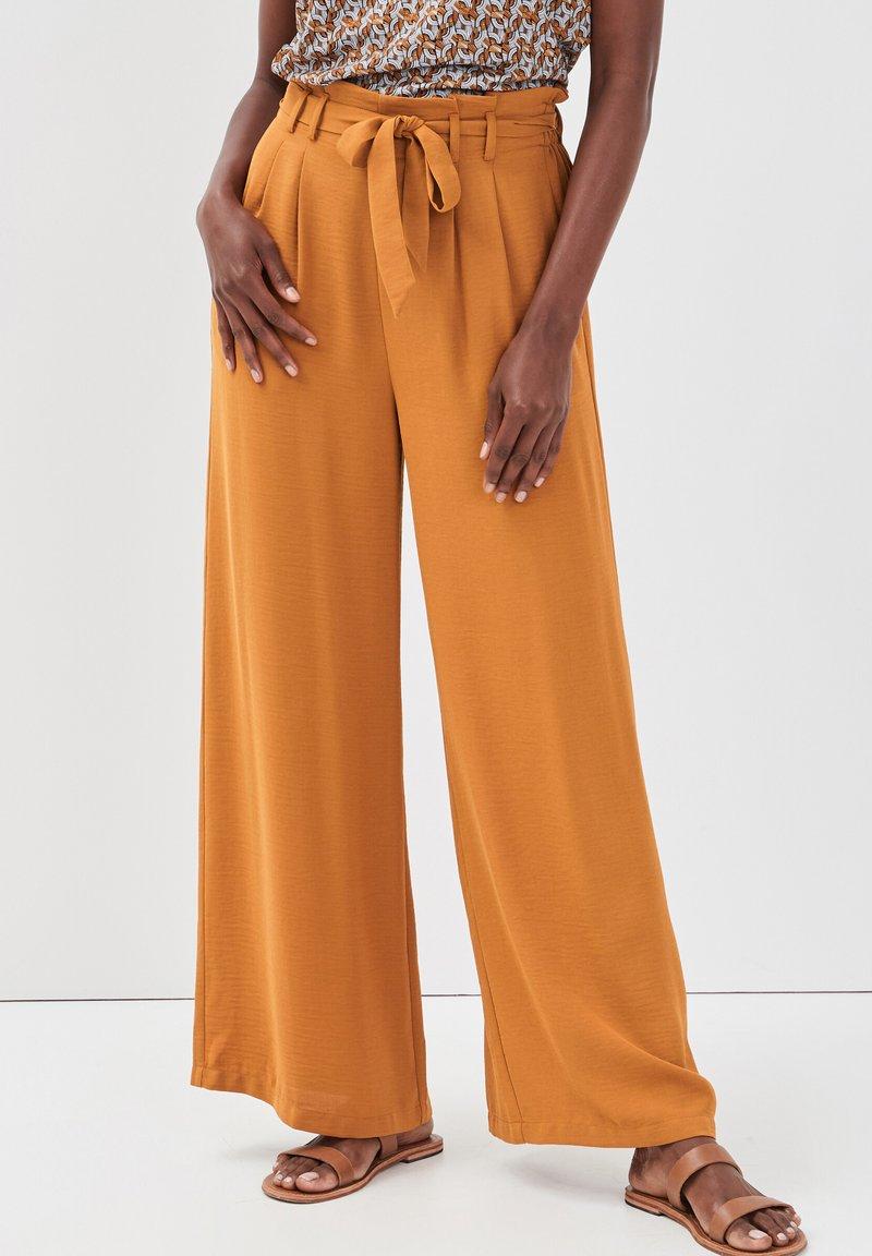 Cache Cache - Pantalon classique - camel