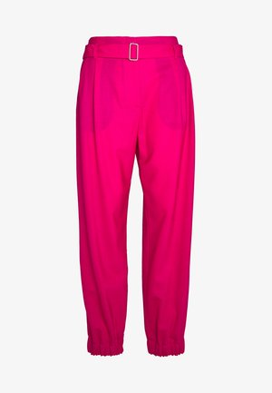 Trousers - fuchsia