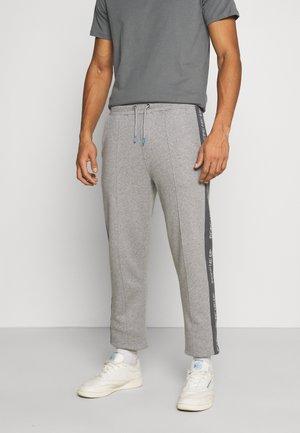 DONOVAN - Pantalones deportivos - grey marl