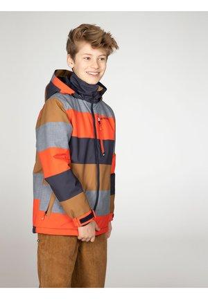 Ski jacket - orange fire