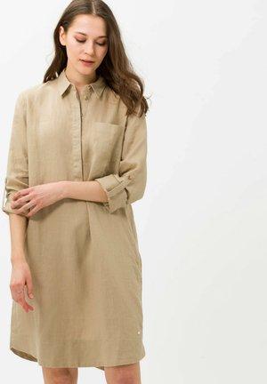 STYLE GILLIAN - Shirt dress - cookie